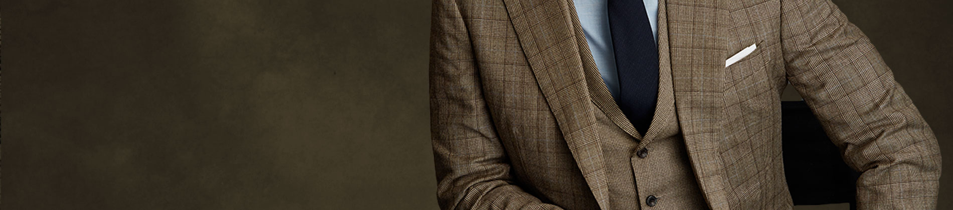 Carlo Barbera suiting fabric collection woven in Italy for Gladson