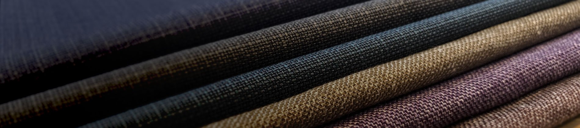 Solid Textured Jacketing Made in Italy for Gladson New York